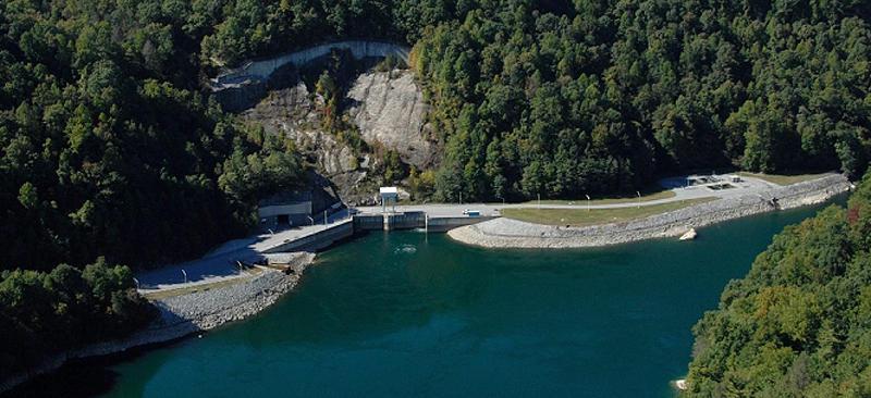 Hydro Bad Station Address Creek