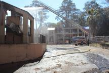 Vacant Hotel Fire Raises Questions City' Abandoned