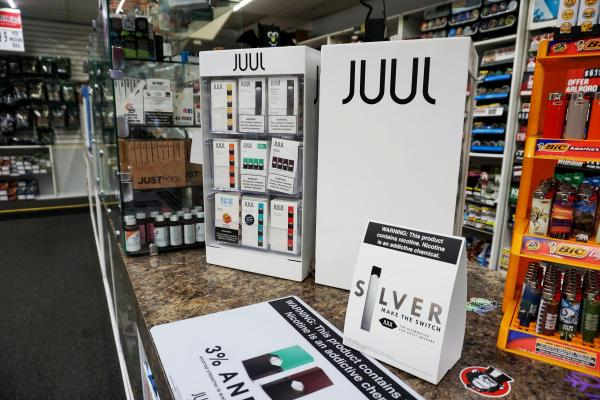 Juul Side Effects - Year of Clean Water