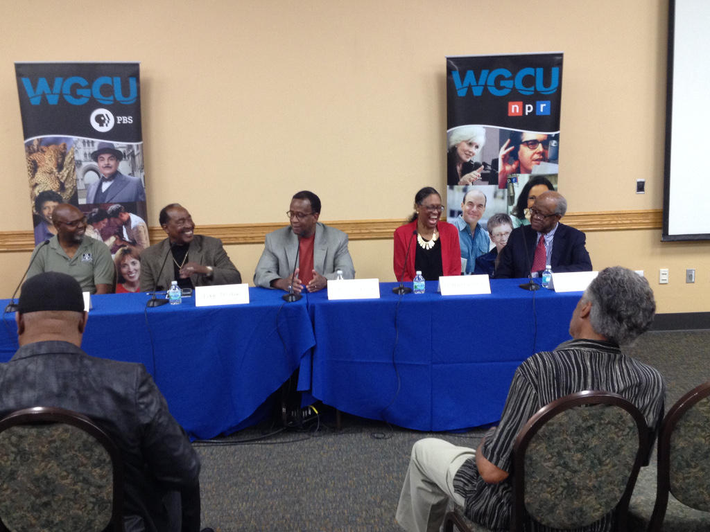 Gulf Coast Live Reading Writing And Civil Rights Panel