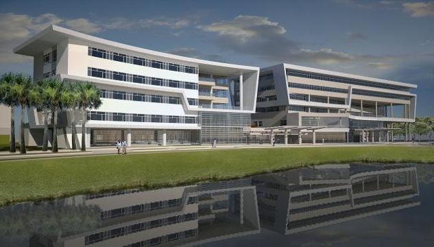 Construction To Begin On UF Health North Campus Hospital