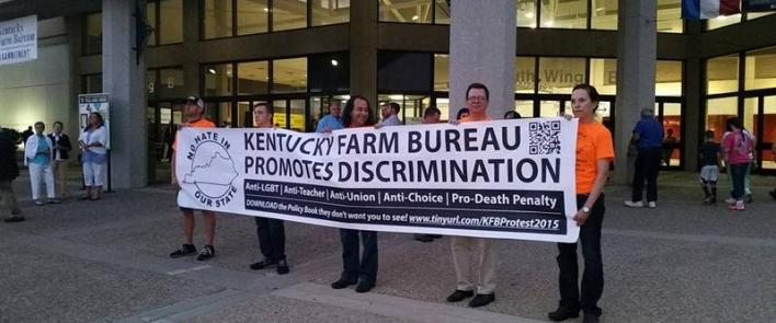 The Kentucky Farm Bureau: Hams, Homophobes, and the GOP