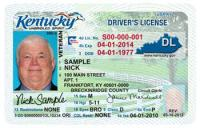 Kentucky Works To Make Driver's Licenses Compliant with ...