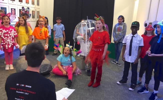 These Palm Beach County Kids Wrote An Opera It Stars A