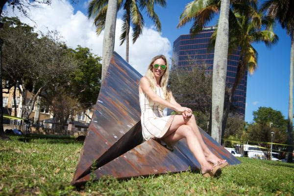 Artists Turning West Palm Beach Giant Outdoor Museum