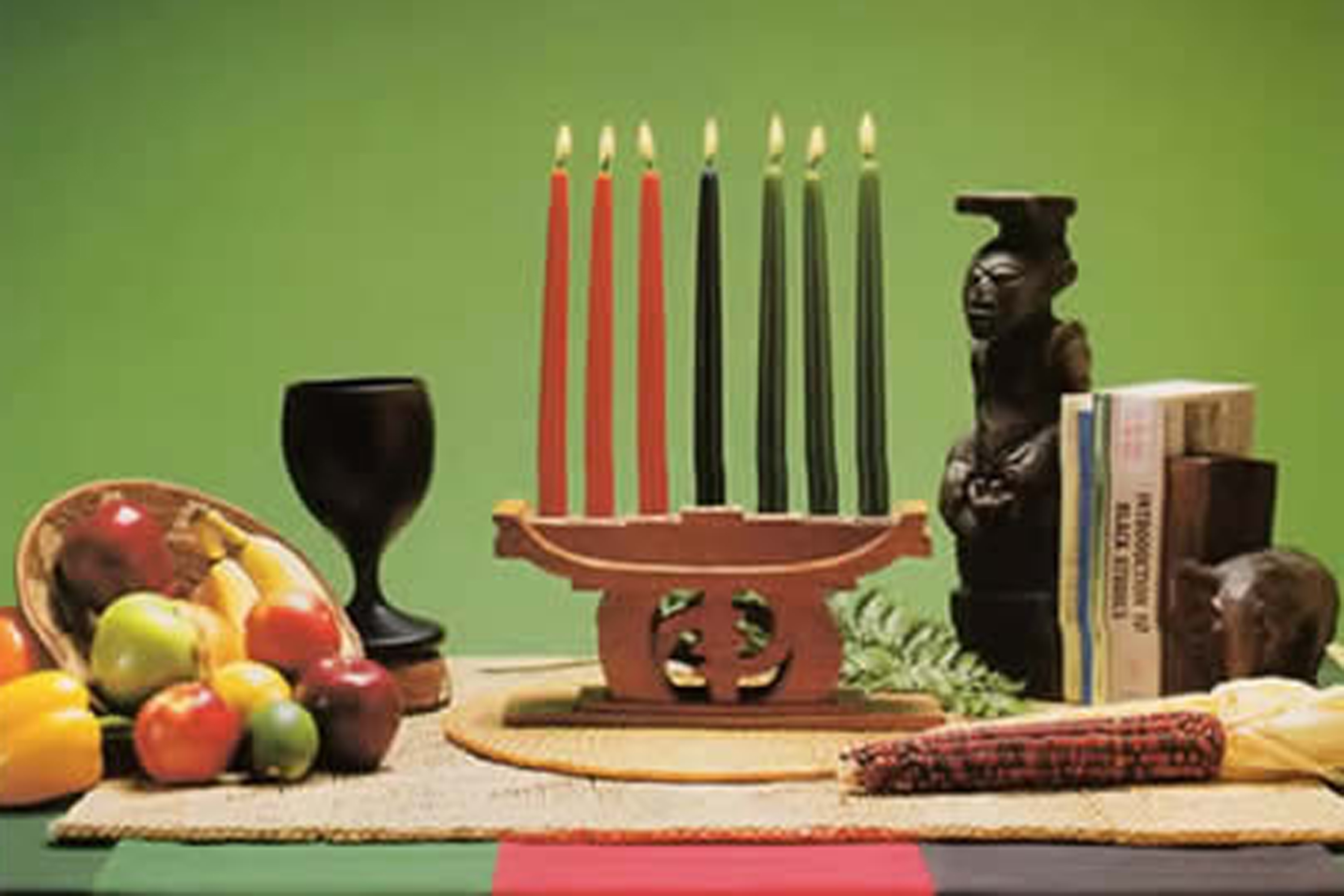 Kwanzaa An Intimate Family Holiday Celebrating African