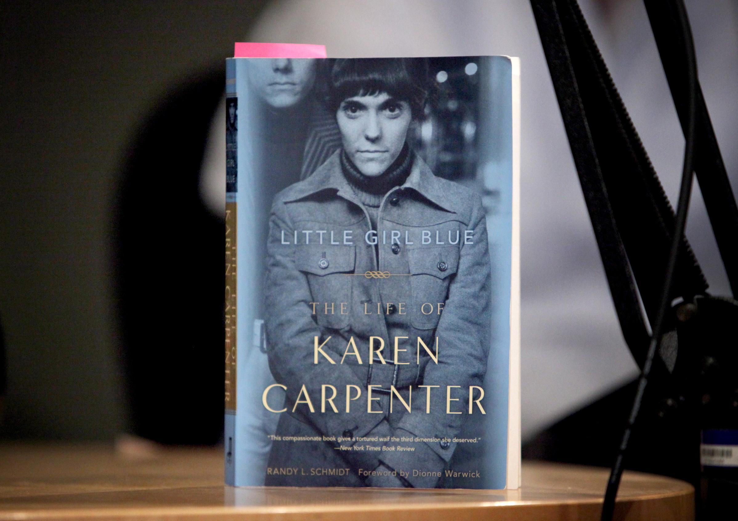 Image result for karen carpenter little girl blue