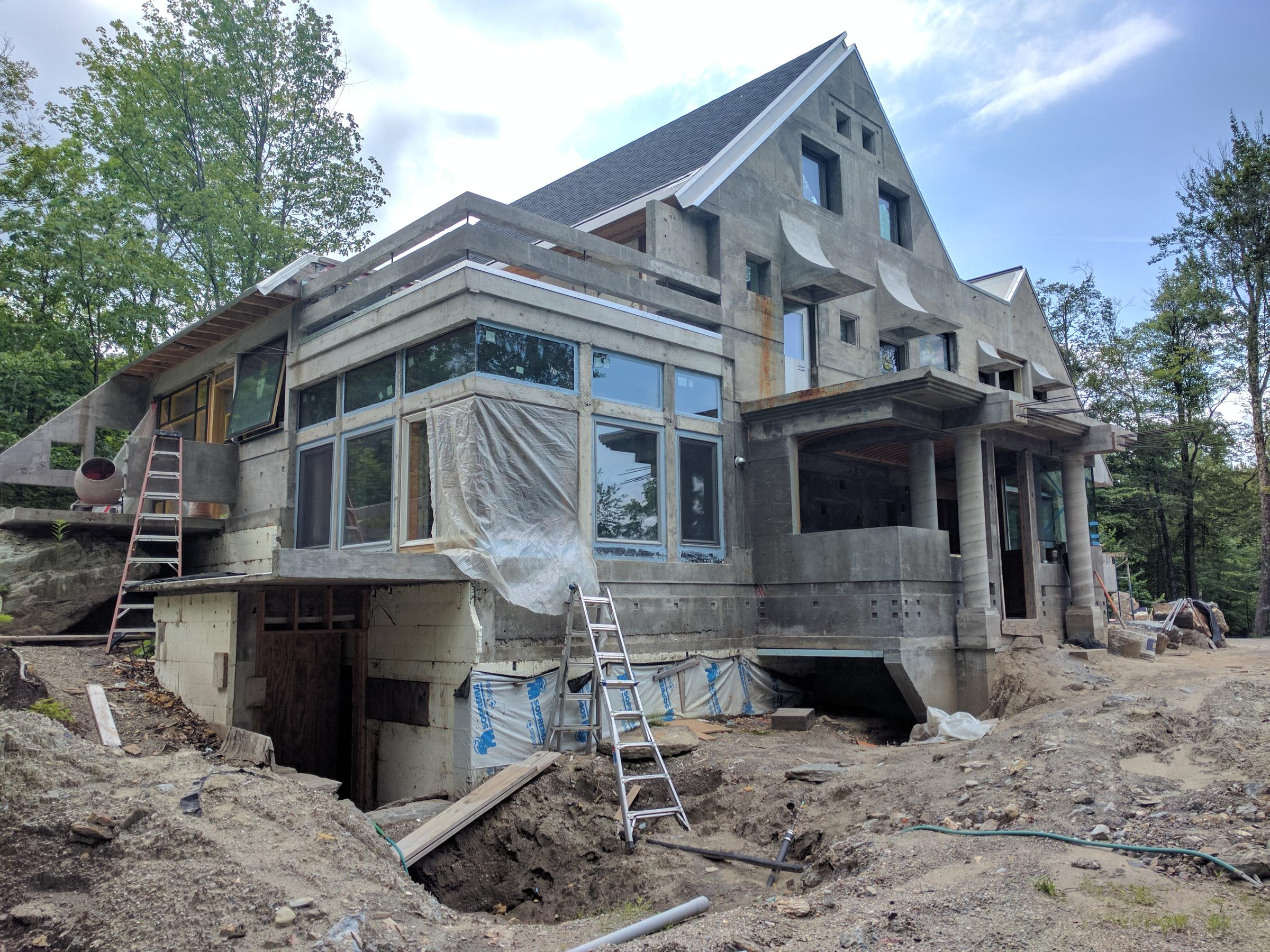 Best Kitchen Gallery: Want To Build An Energy Efficient House Try Concrete Connecticut of Build Concrete Home on rachelxblog.com
