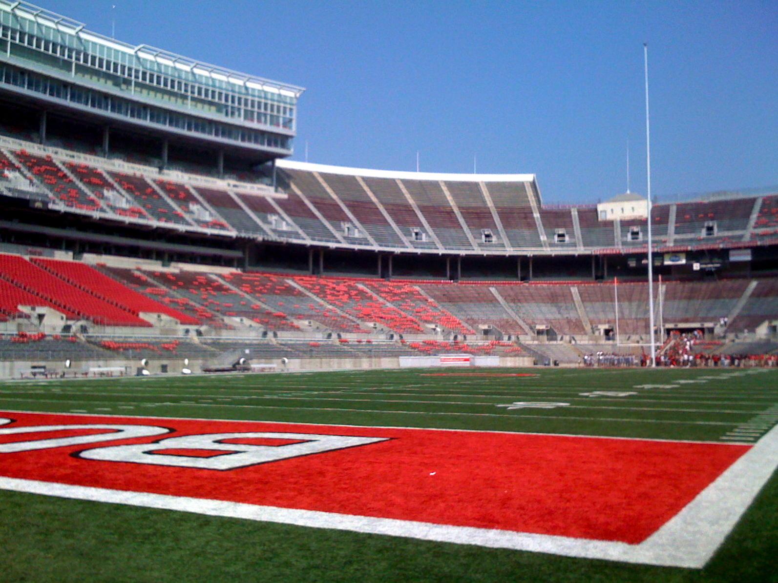 Football Returns To Ohio Stadium In Saturdays SoldOut Spring Game  WOSU Radio