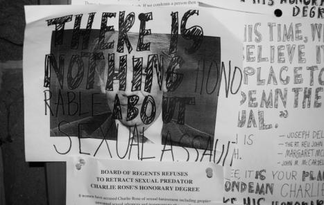 Image result for sewanee charlie rose posters
