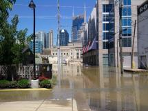 Downtown Nashville Flood 2010
