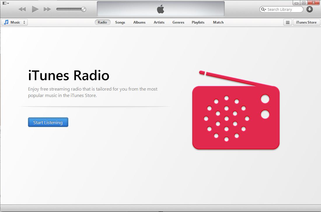 Resultado de imagen para iTunes Radio