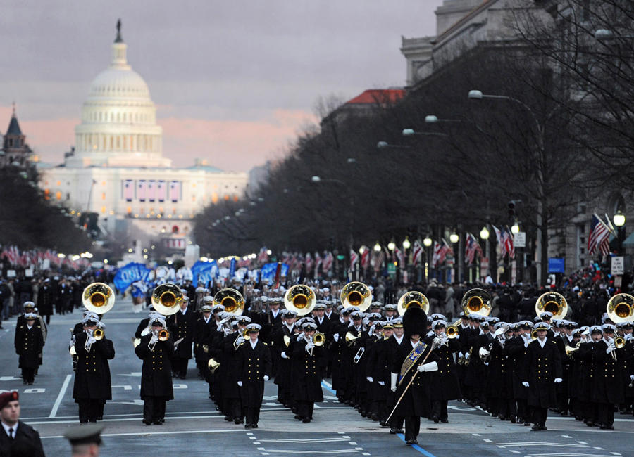 Military Band Music on Memorial Day May 25 6 AM to 6 PM