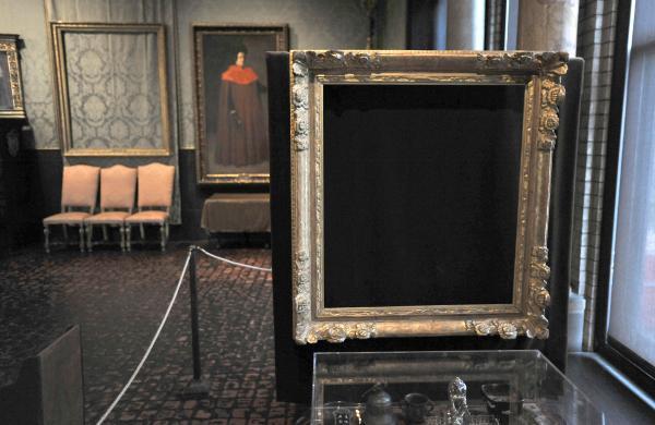 Stolen Vermeer Art Watch Gardner Museum Releases