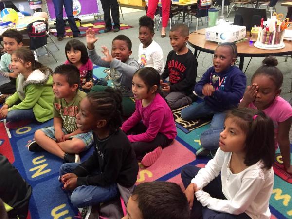 In Nc Black Latino Kids