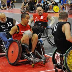 Wheelchair Quad Puppy Dog Chair Tampa Hosts Veterans Games Wusf News