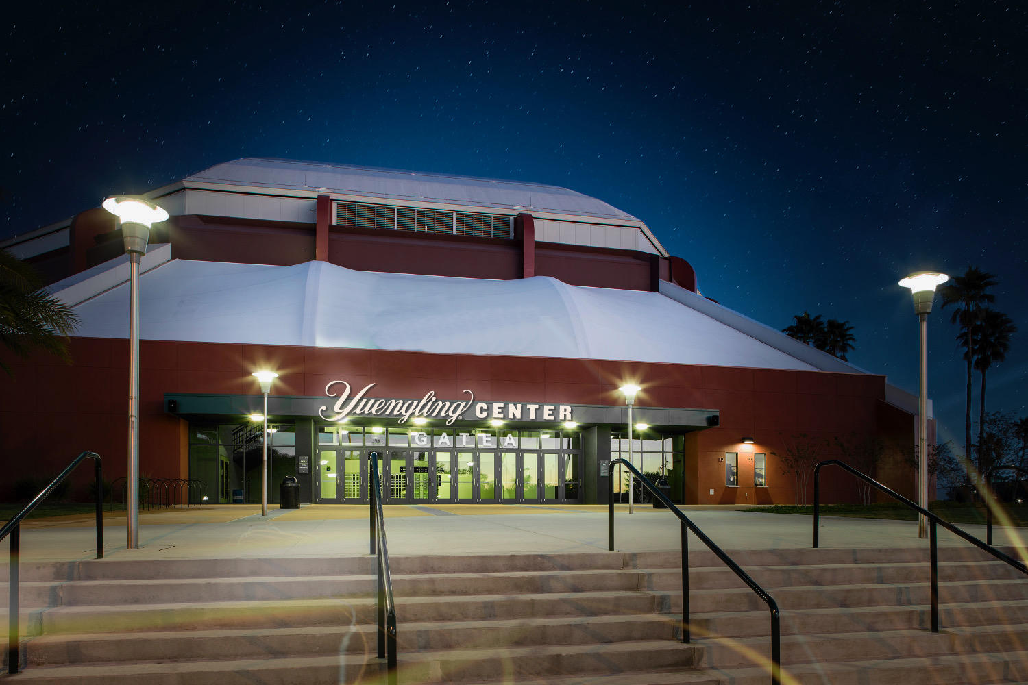 Image result for yuengling center tampa