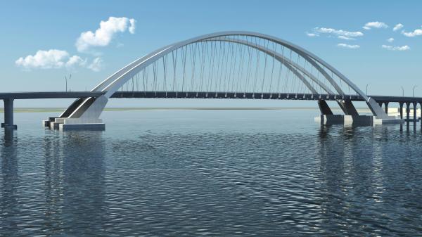 I 74 Bridge - Year of Clean Water