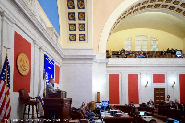 Senate Votes Symbolic Common Core Repeal West