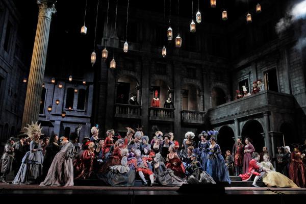 Romeo Et Juliette Opera