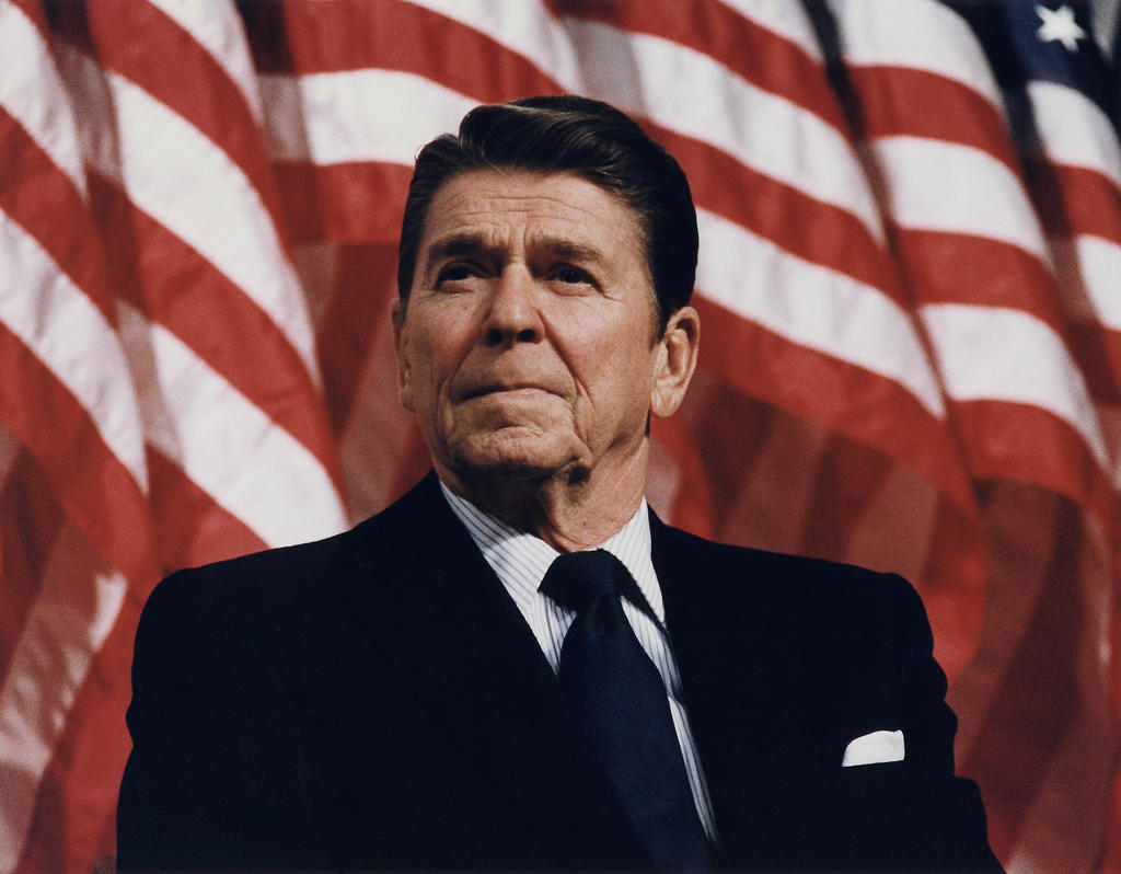 Image result for Ronald Reagan