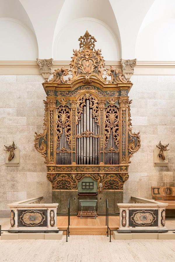 2018 Organ Historical Society Convention Opens In