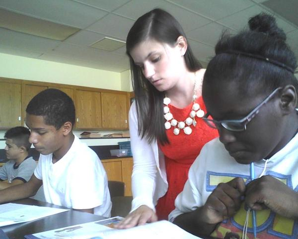 Ms. Miller' Classroom Pt. 3 Rookie Teacher Survives