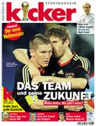 Deutschlands zweitälteste Sportzeitschrift wird 90 Jahre alt