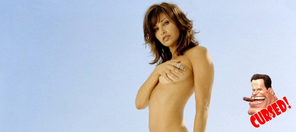 Gina Gershon: Easily one of the most beautiful of Schwarzenegger's leading ladies, Gershon's first big role was in 'Red Heat'. Gershon followed that up the same year with the role of Coral in 'Cocktail', it was then that the 'Schwarz-Curse' began to take full effect as she was cast in 'Cop Rock', had her scenes cut out of 'Jungle Fever' and landed a role in 'Showgirls'. All seemed lost until 1997 when she landed a role in 'Face/Off' and then lent her voice to 'Tripping the Rift', 'Family Guy', 'American Dad!' & 'The Batman'. Could Gershon have worked her way out of the 'Schwarz-Curse'?
