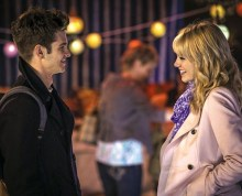 Peter Parker and Gwen Stacey