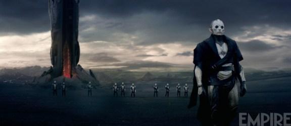 Dark Elves emerge in 'Thor: The Dark World'