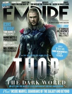 'Thor: The Dark World' Empire Variant Cover 2