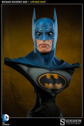 Batman Life Size Bust by Sideshow Collectibles