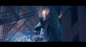 """Jupiter Ascending"" Trailer Images"