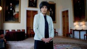 Moira Stuart OBE