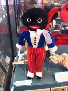 Museum of Childhood - golliwog