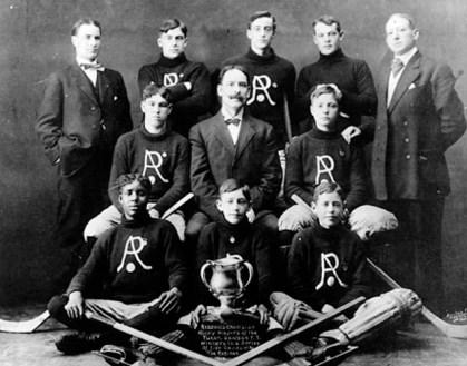 Renzoni Championship Hockey Team