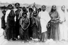 Indian indentured woolwashers in South Africa, 1800s