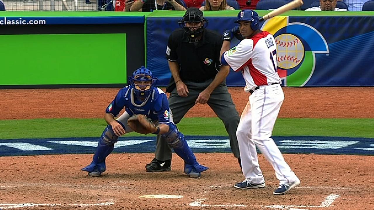 Mariners Sending 12 To World Baseball Classic MLB Com