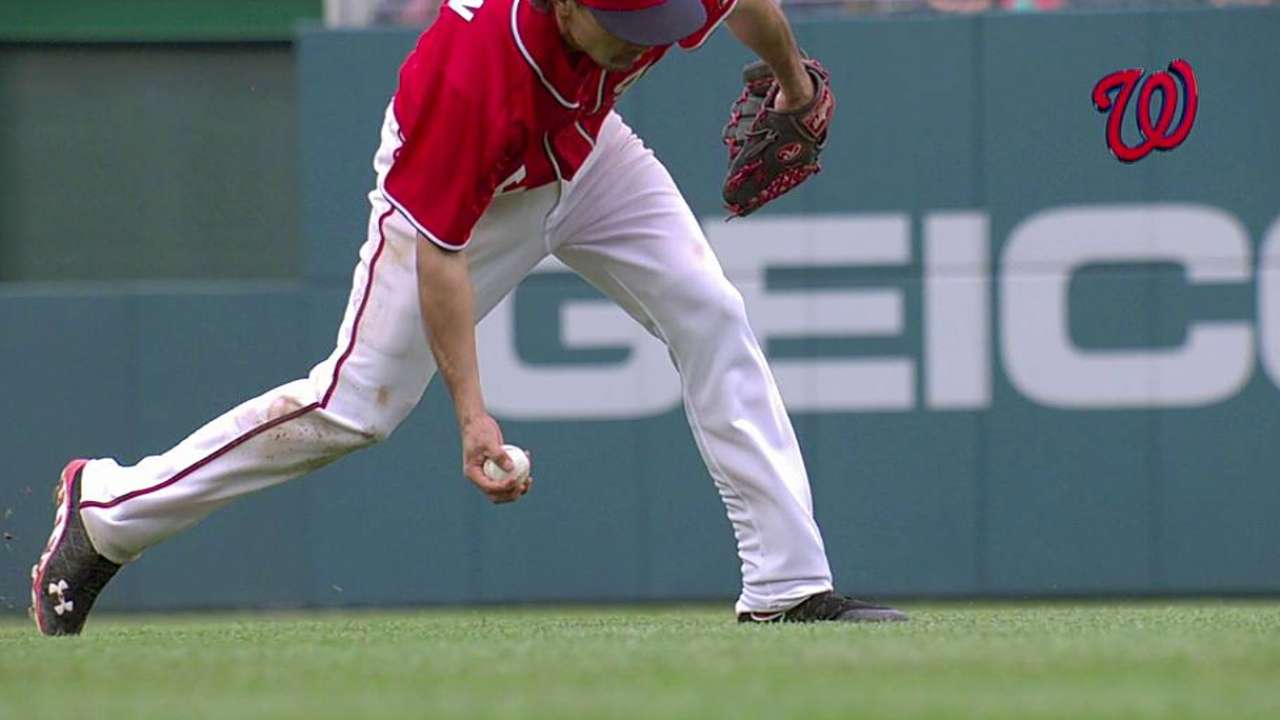 Nationals' Rendon To Learn Play Second At Triple A MLB Com