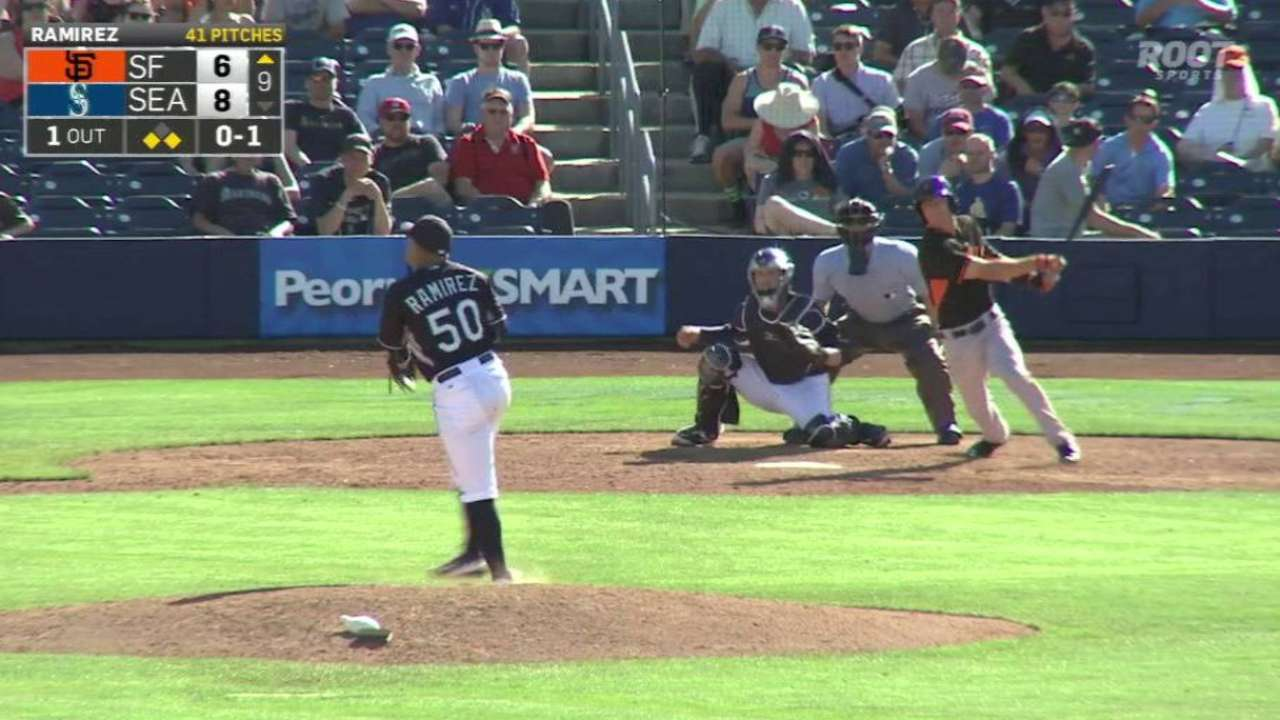 Joe Panik On DL With Injury; Angel Pagan Out MLB Com