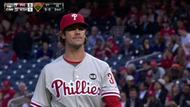 Homers Continue To Haunt Hamels As Phils Fall To Nats