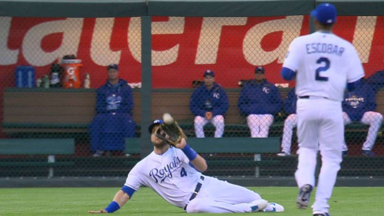 Defensive Gems MLB Executives Pick Game's Best Outfielders MLB Com