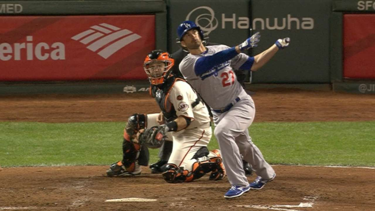 Dodgers Defeat Giants To Clinch NL West Title MLB Com