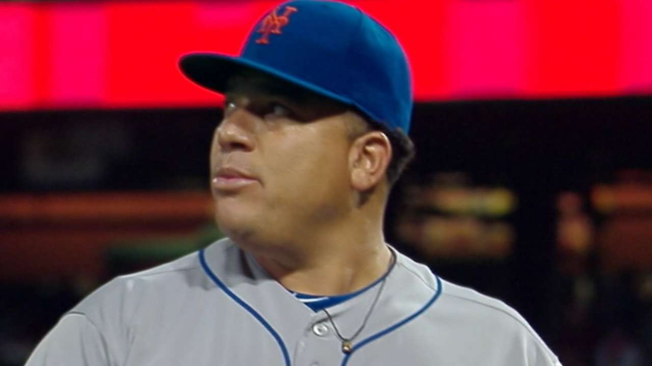 Mets' Bartolo Colon Still Competitive At 42 MLB Com