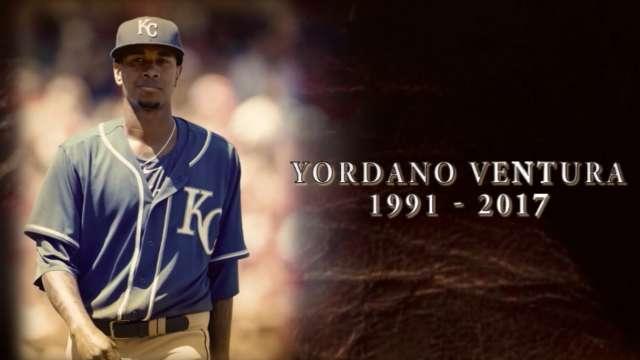 Royals Pitcher Yordano Ventura Dies In Crash Detroit Tigers