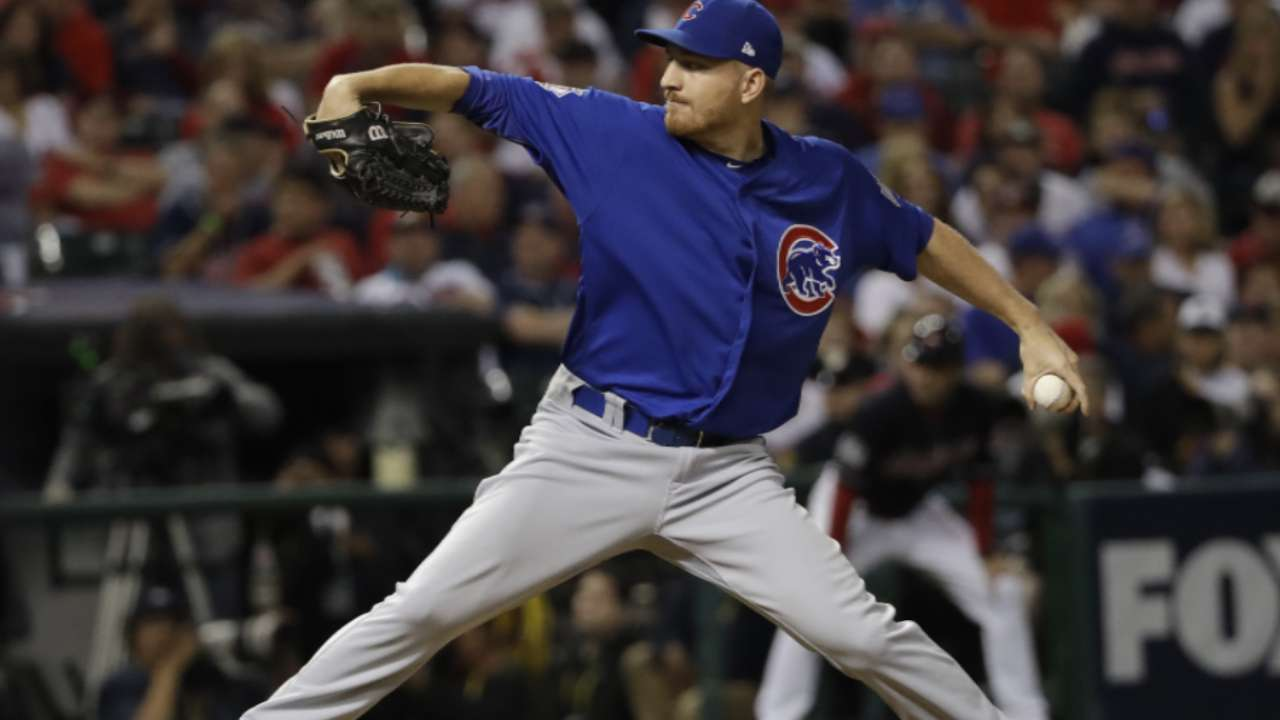 Cubs Sign Free Agent Pitcher Brett Anderson MLB Com
