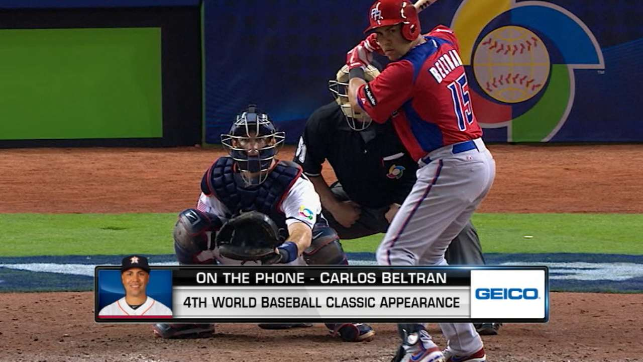 Tigers Mets Well Represented In WBC MLB Com