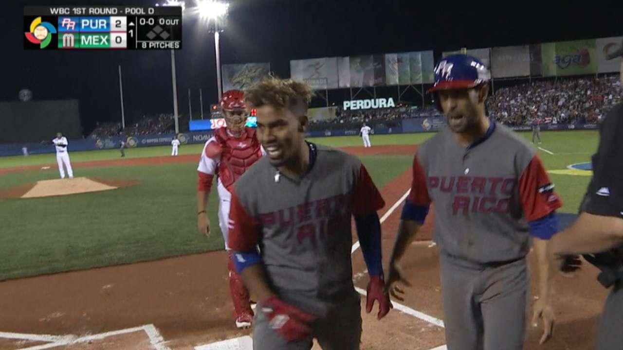 Puerto Rico Focused On Beating Italy At WBC MLB Com