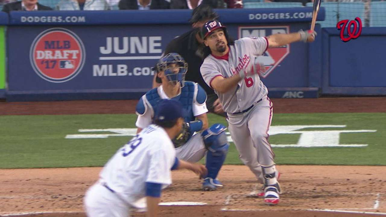 Nationals Beat Dodgers In NLDS Rematch MLB Com
